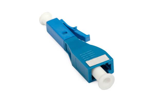 аттенюатор LC/UPC female-male 9/125мкм 1db
